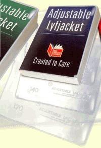 Adjustable Lyfejacket Size 298L