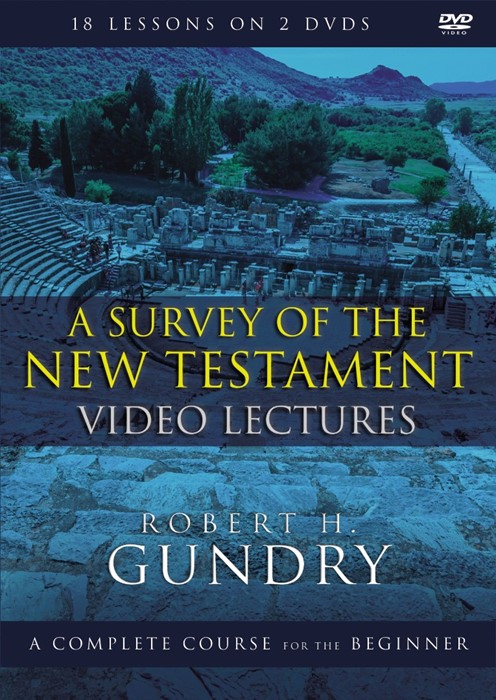 Survey of the New Testament Video Lectures, A (DVD)