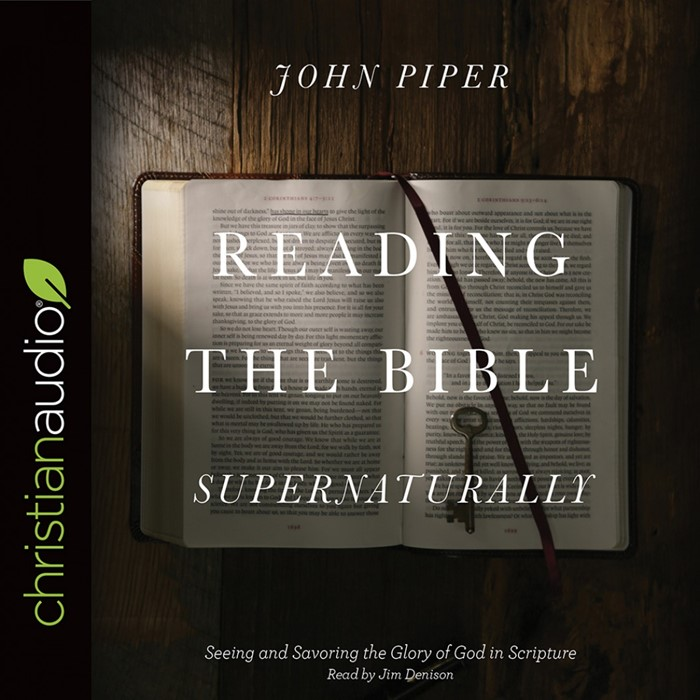 Reading The Bible Supernaturally: Audio Book (CD- Audio)