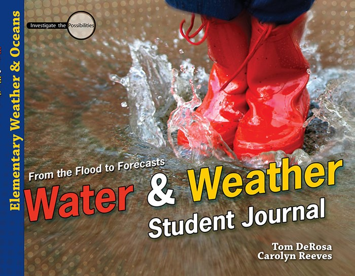 Water & Weather (Student Journal) (Paperback)