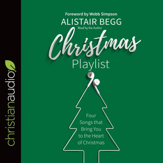 Christmas Playlist Audio Book (CD-Audio)