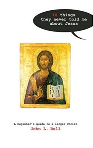 10 Things They Never Told Me About Jesus (Paperback)
