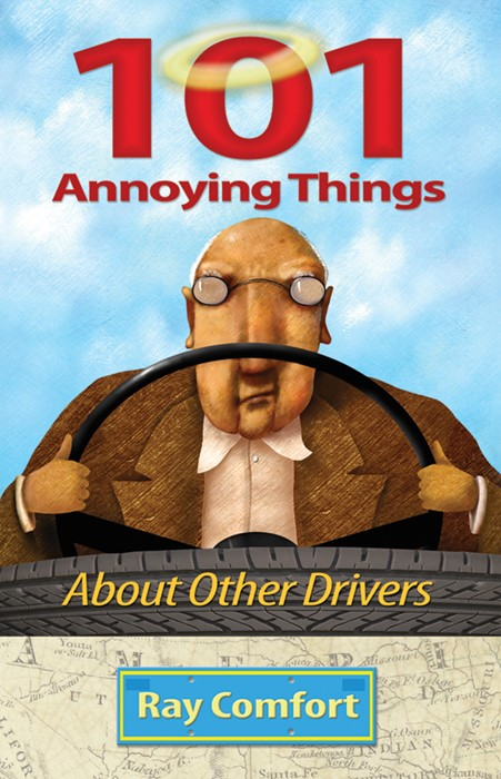 101 Annoying Things About Other Drivers (Paperback)