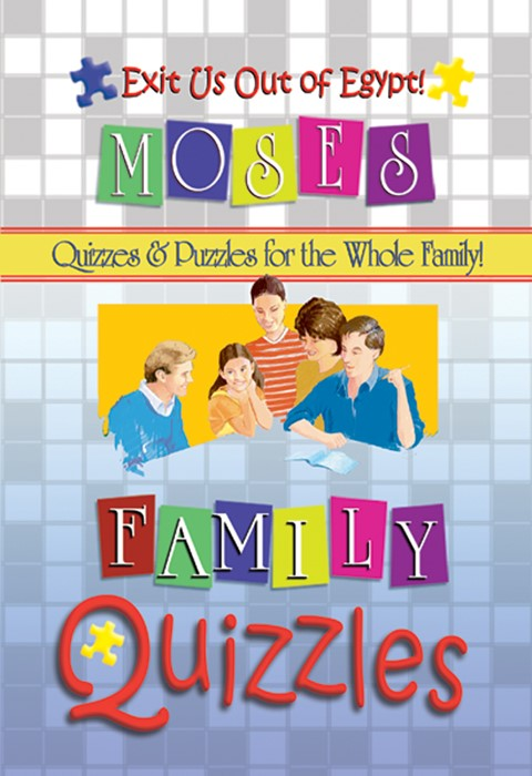 Quizzles: Exit Us Out Of Egypt! Moses (Paperback)