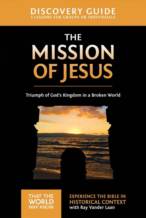 The Mission of Jesus Discovery Guide (Paperback)