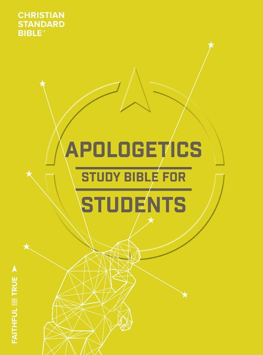 CSB Apologetics Study Bible For Students, Trade Paper (Paperback)