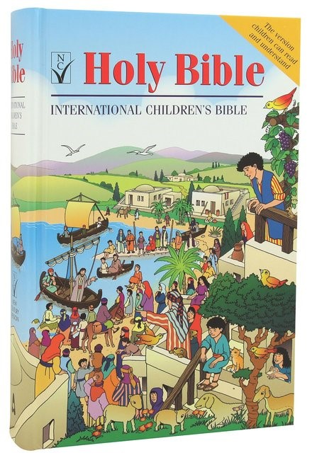 ICB International Children's Bible (Hard Cover)