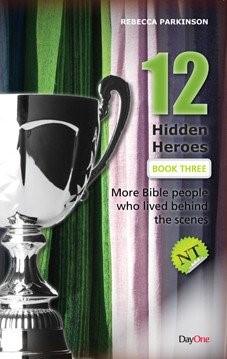 Twelve hidden heroes: New Testament (Book 3) (Paperback)