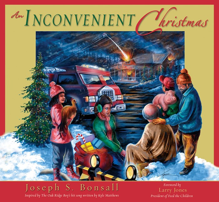 An Inconvenient Christmas (Hard Cover)