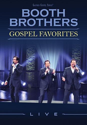 Gospel Favourites Live: DVD (DVD)