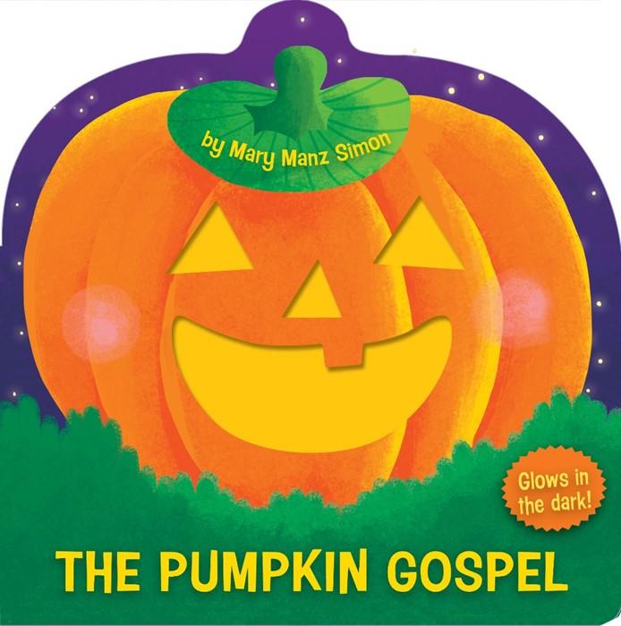 The Pumpkin Gospel (Die-Cut) (Board Book)