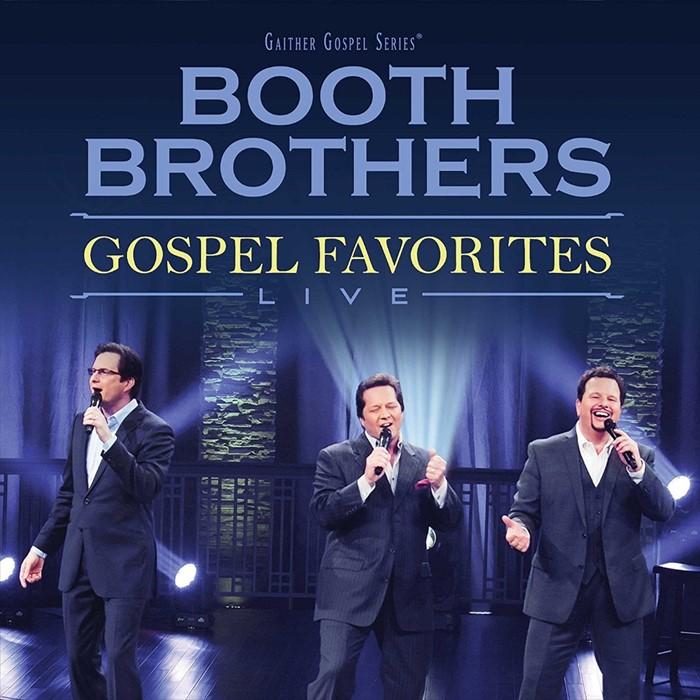 Gospel Favourites Live: CD (CD-Audio)