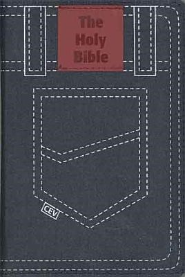 CEV Youth Bible Global Edition Denim