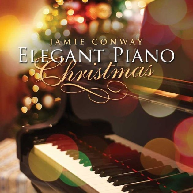 Elegant Piano Christmas (CD-Audio)