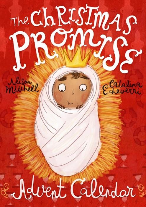 The Christmas Promise Advent Calendar (Calendar)
