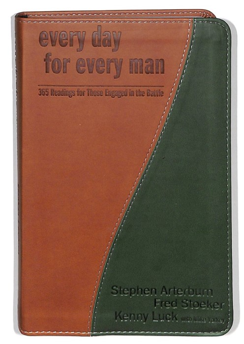 Every Day For Every Man (Leather Binding)