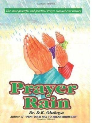 Prayer Rain (Hard Cover)