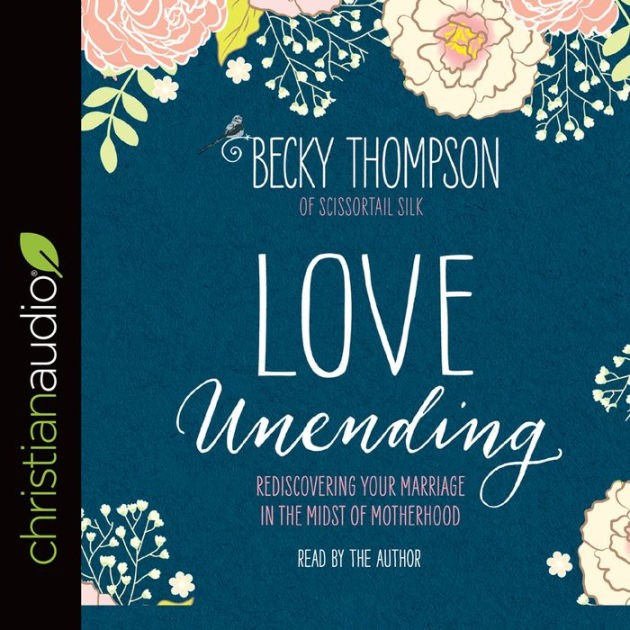 Love Unending Audio Book (CD-Audio)