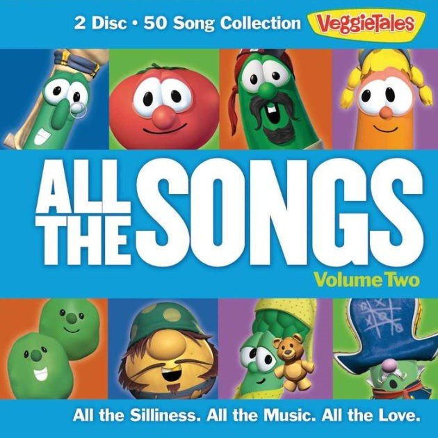 All the Songs Vol 2 (CD-Audio)