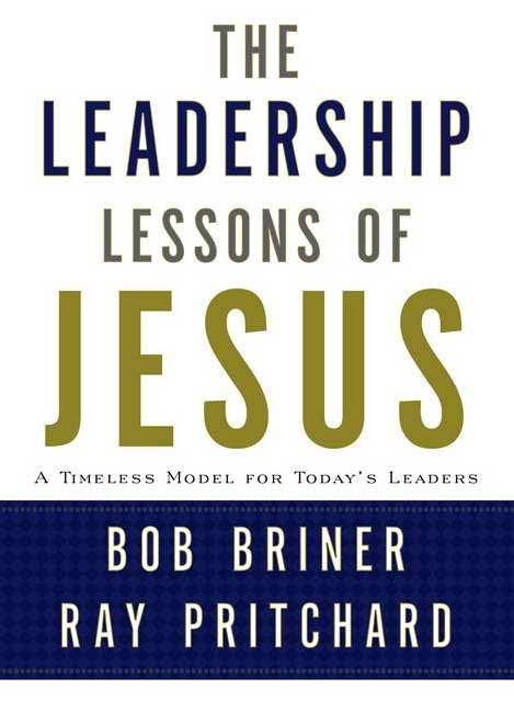 Leadership Lessons Of Jesus (Hard Cover)