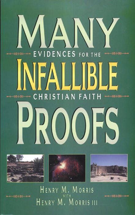 Many Infallible Proofs (Paperback)