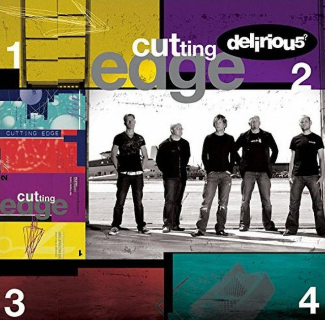 Cutting Edge 1, 2, 3 & 4 Double Vinyl (Vinyl)