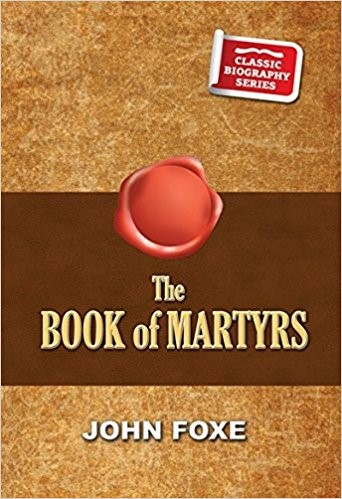 The Book of Martyrs (Paper Back)