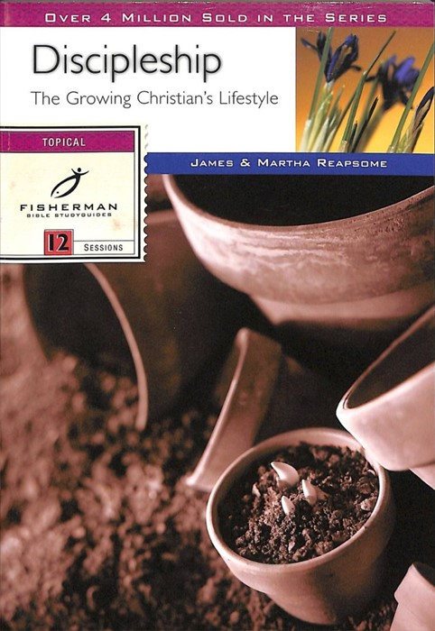 Discipleship: The Growing Christian Lifestyle (Paperback)