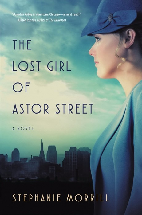The Lost Girl Of Astor Street (Hard Cover)