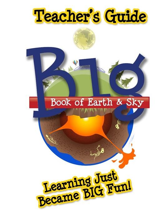 Big Book Of Earth & Sky (Teacher'S Guide) (Paperback)