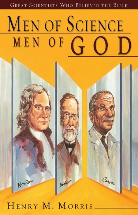 Men Of Science Men Of God (Paperback)