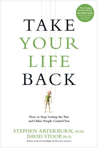 Take Your Life Back (Hard Cover)