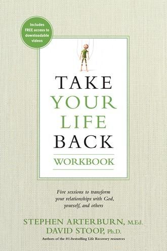 Take Your Life Back Workbook (Paperback)