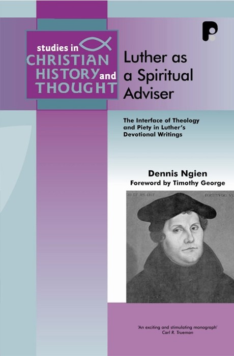 Luther As A Spiritual Adviser (Paper Back)