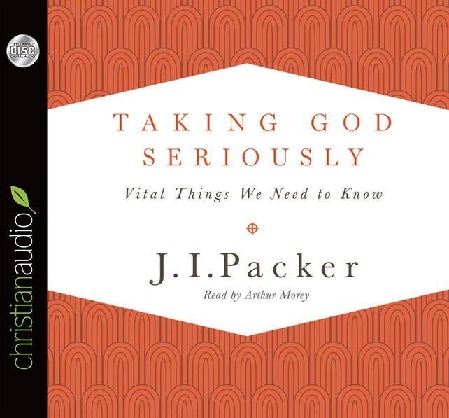 Taking God Seriously (CD-Audio)