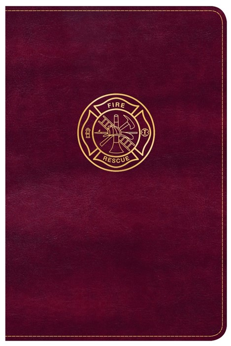 CSB Firefighter's Bible (Imitation Leather)