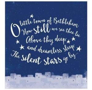 O Little Town of Bethlehem (Pamphlet)