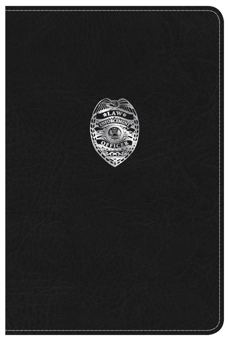 CSB Law Enforcement Officer's Bible (Imitation Leather)