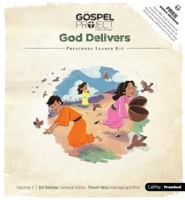 Gospel Project: Preschool Leader Kit, Winter 2016 (Hard Cover)
