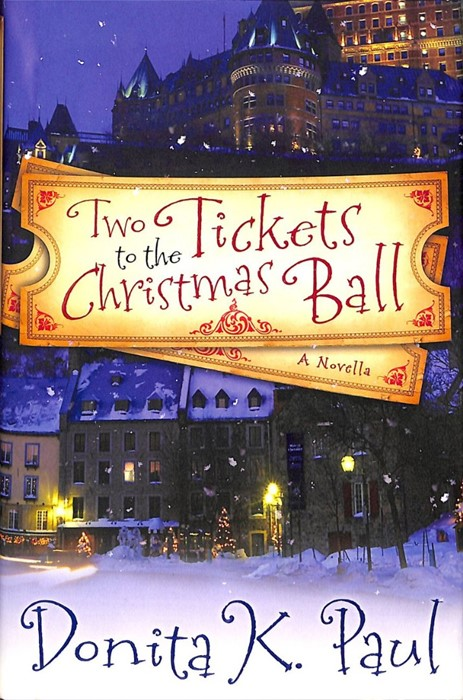 Two Tickets To The Christmas Ball (Hard Cover)