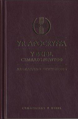 Beibl Cymraeg Newydd Apocrypha (Hard Cover)