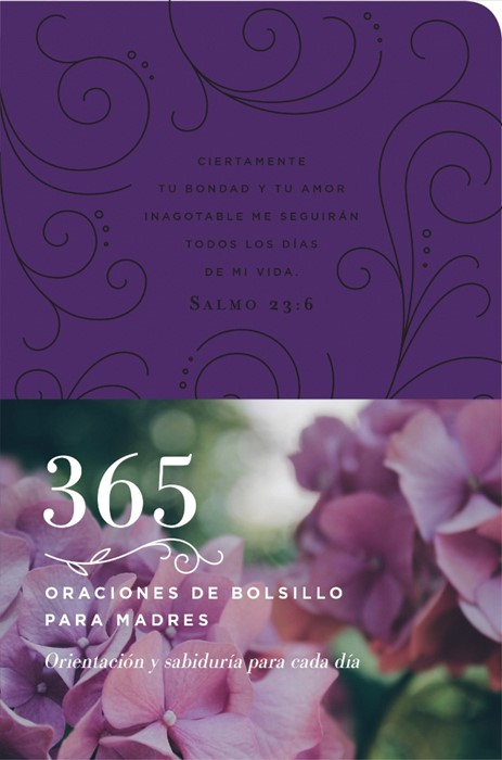 365 Oraciones De Bolsillo Para Madres (Imitation Leather)