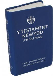 Beibl Cymraeg Newydd NT & Psalms Pocket Edition (Flexiback)