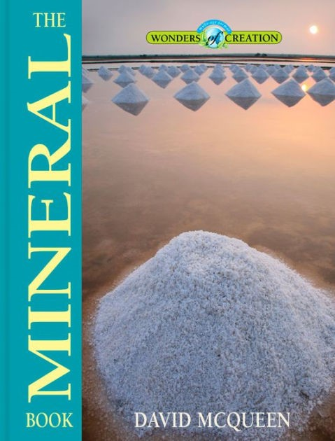 The Mineral Book (Hard Cover)