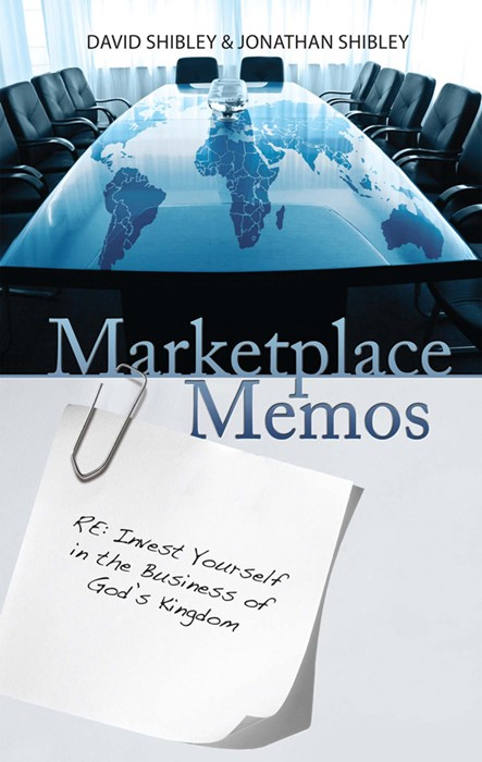 Marketplace Memos (Hard Cover)