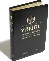 Beibl Cymraeg Newydd Revised Standard Leather (Leather Binding)
