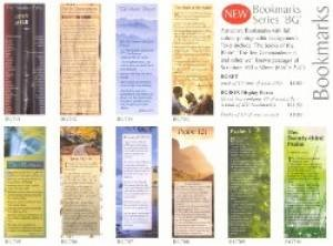 Bible Passage Bookmarks (Large pack of 400) (Bookmark)