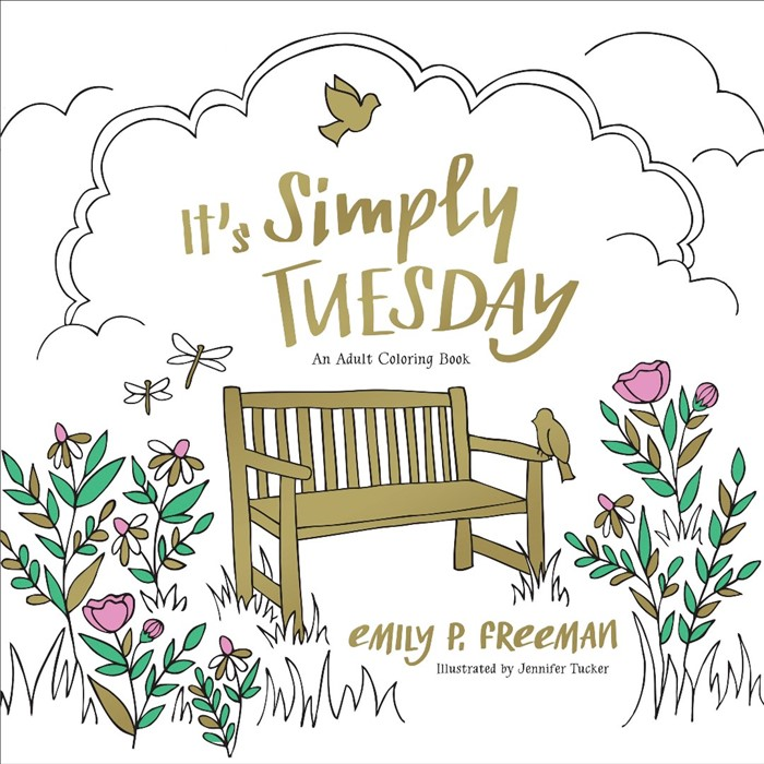 It's Simply Tuesday (Paperback)