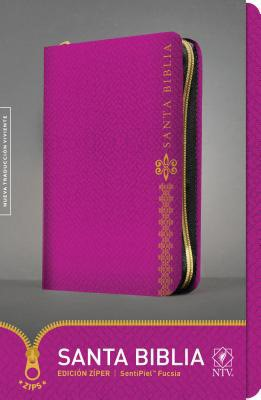 NTV Santa Biblia EdicióN ZíPer (Imitation Leather)