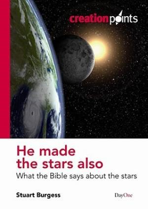 He made the stars also (Paperback)